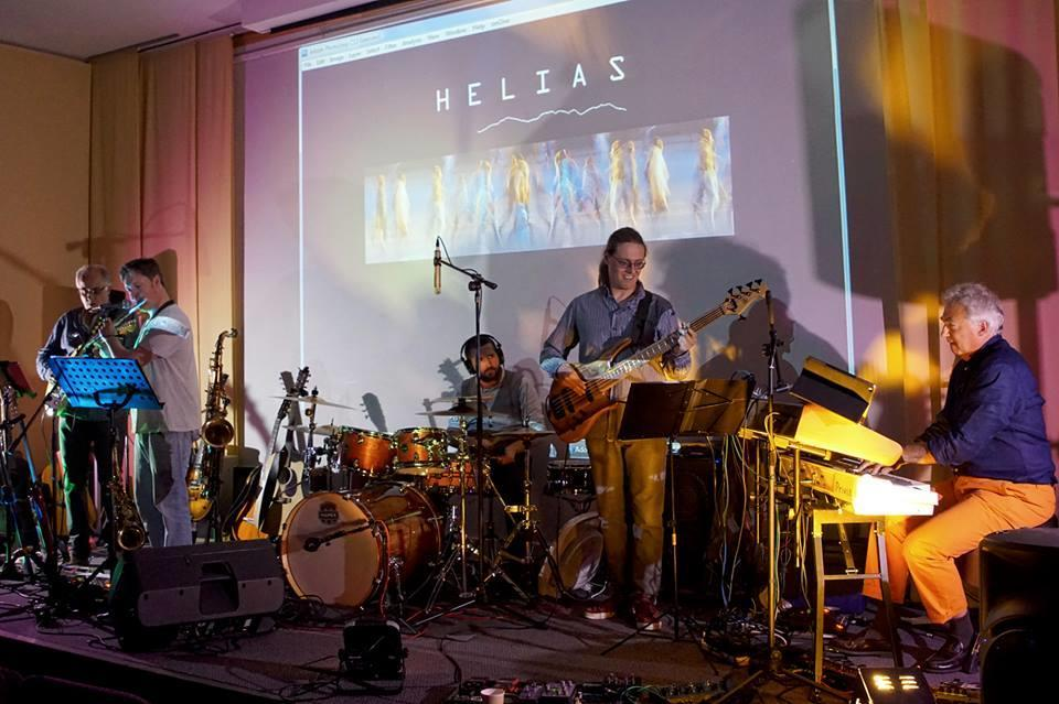 Helias - live!