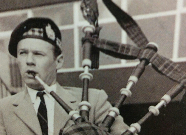 Duncan Diarmid McDiarmid.