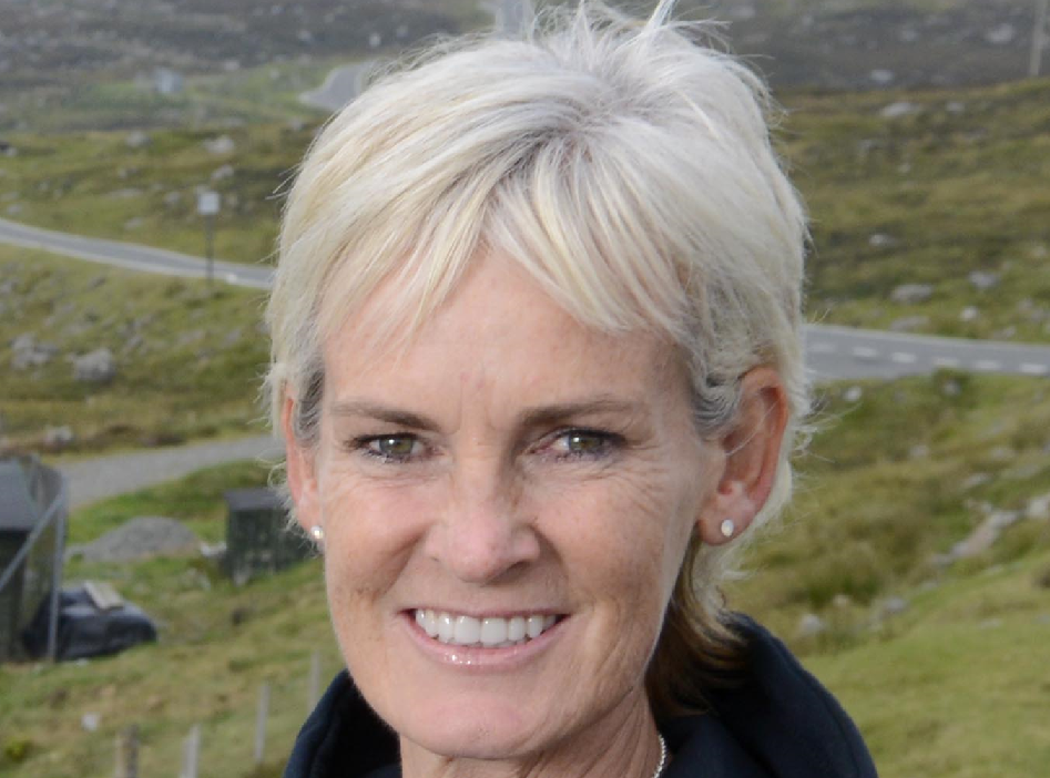 Judy Murray will receive an Honorary Doctorate of Education.