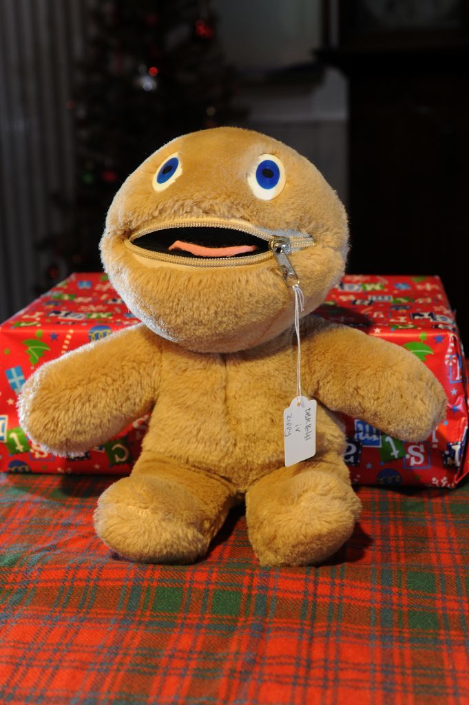 A Zippy toy.