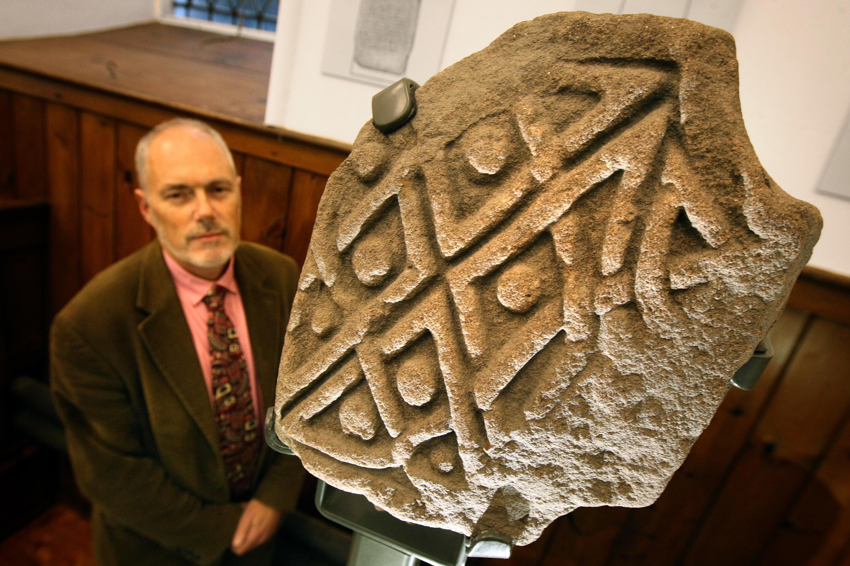 Professor Stephen Driscoll.