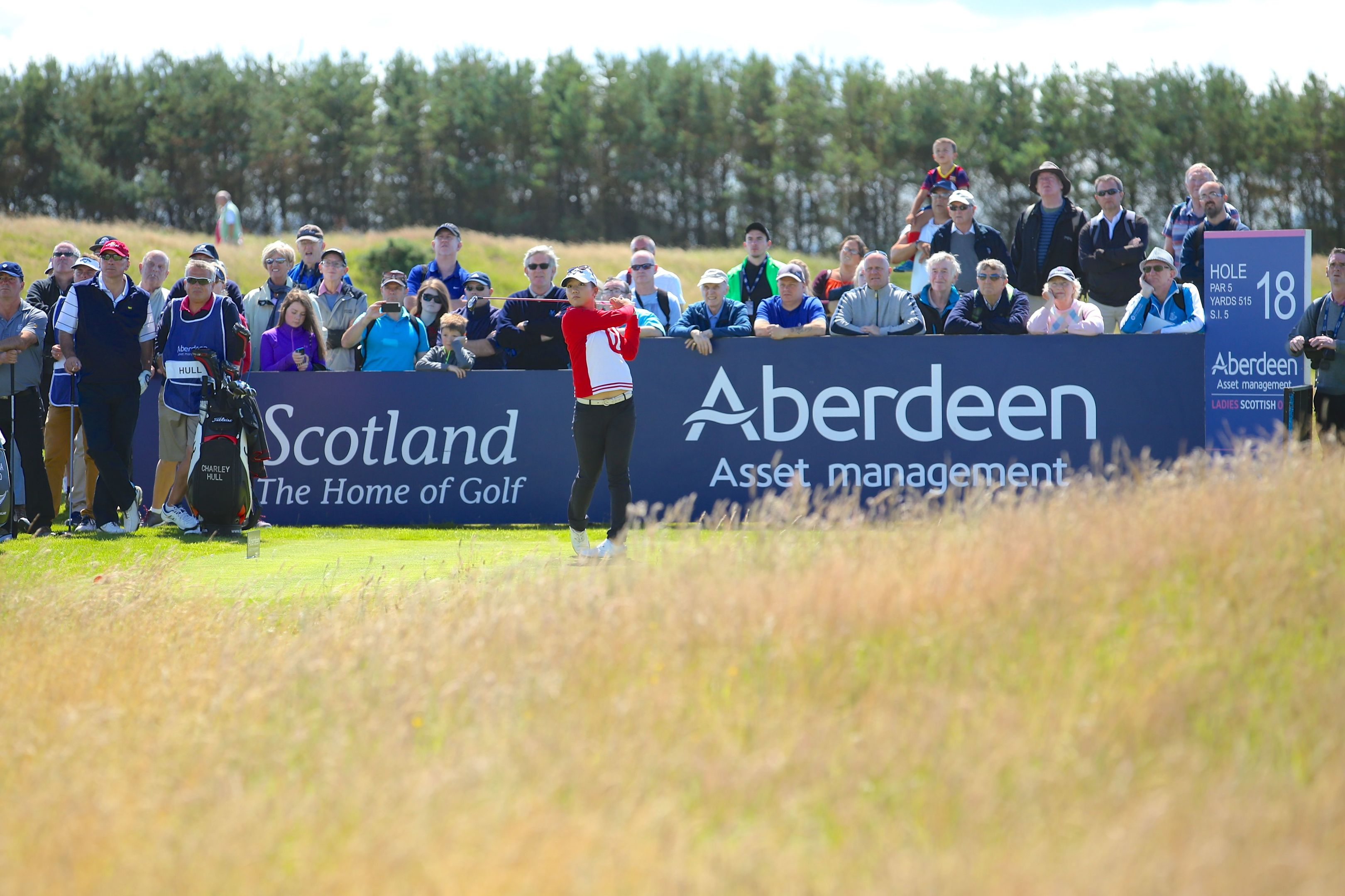 Lydia Ko and the LPGA stars are likely to be at an enhanced Ladies Scottish Open at Dundonald next year.
