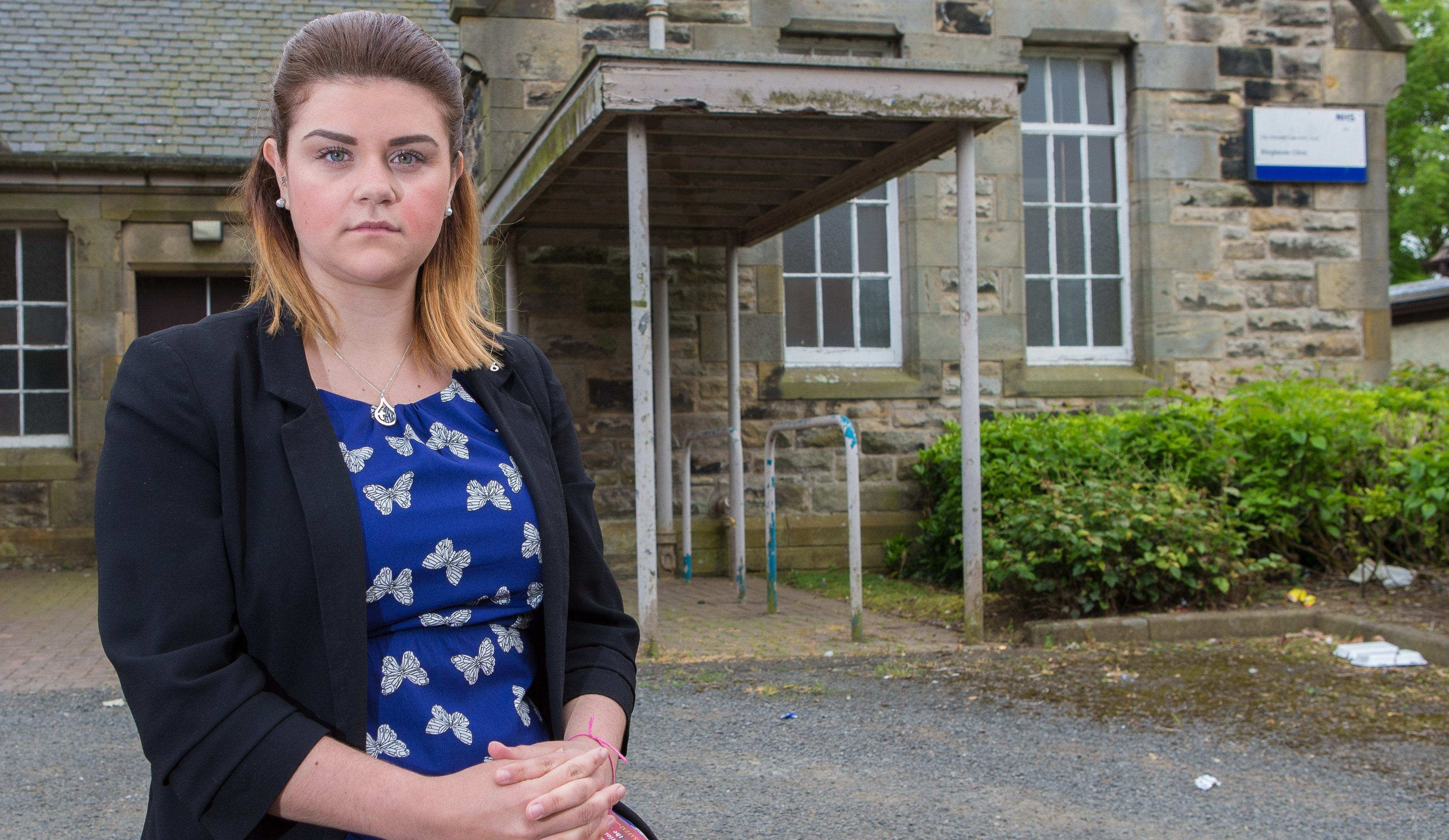 Councillor Julie Ford's motion to Fife Council will be considered on Thursday.