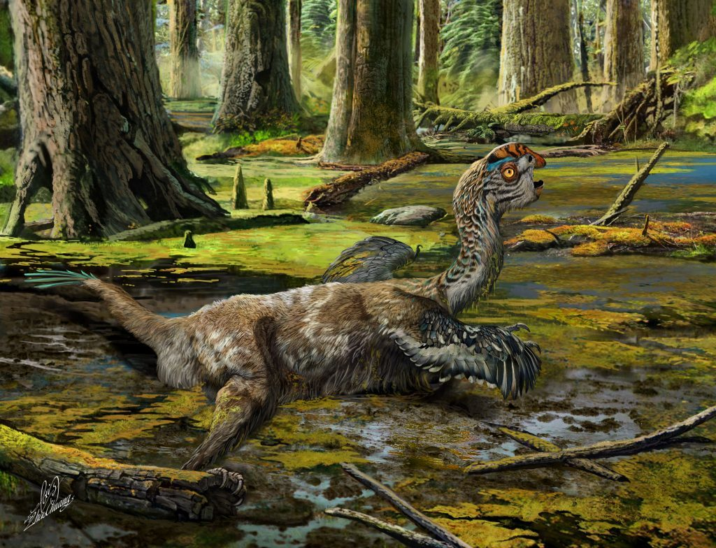 Chinese Construction Workers Set Off Dynamite And Uncover 'New' Dinosaur Species