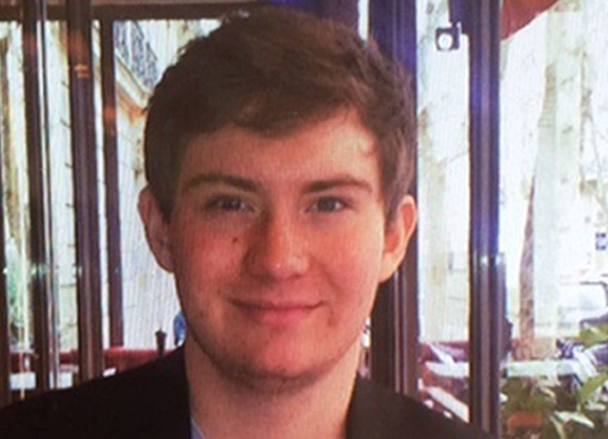 French student Antoine Maury died after taking magic mushrooms.
