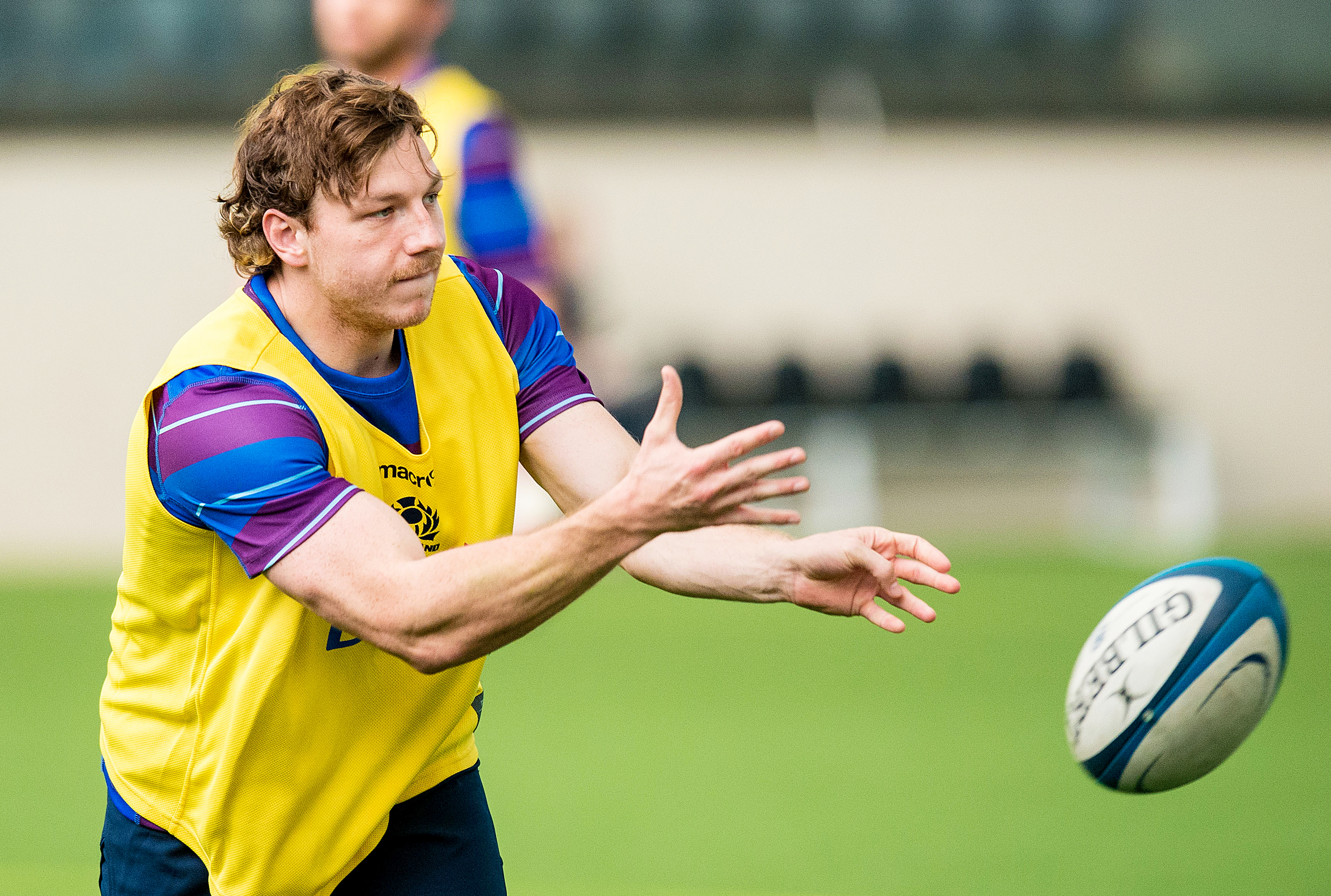 Hamish Watson's work on developing his game won him a recall to the full Scotland squad.