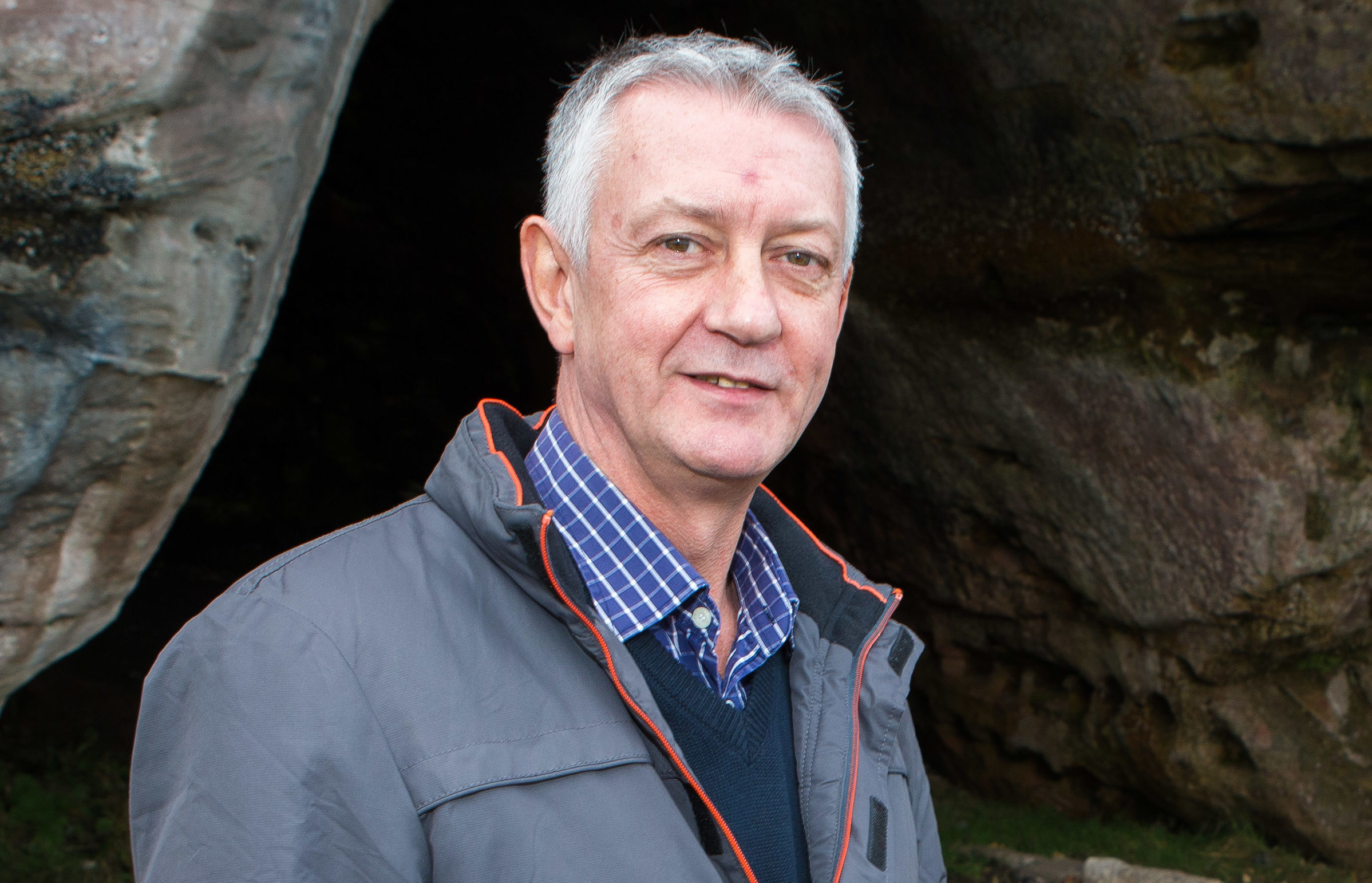 Former councillor Tom Adams.