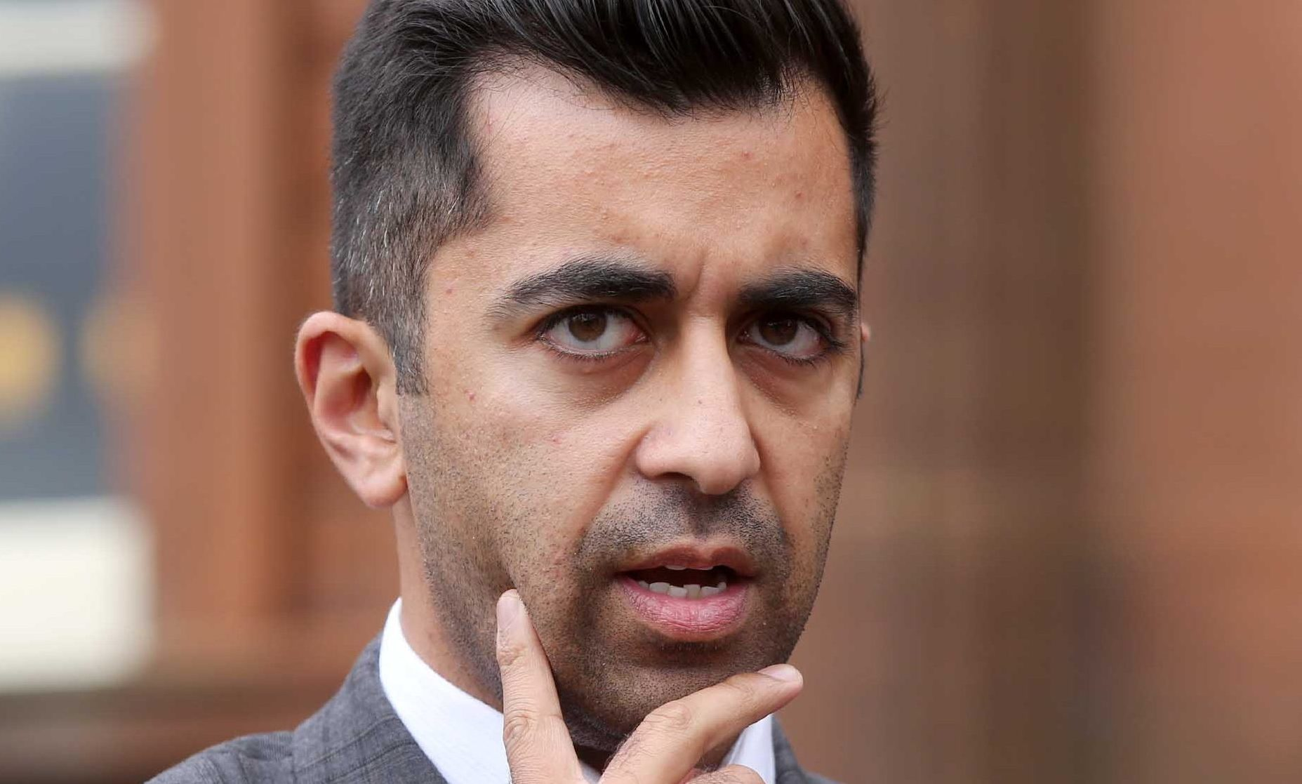 Scottish Transport Minister Humza Yousaf.