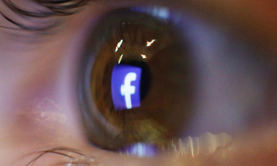 A Facebook stock image.