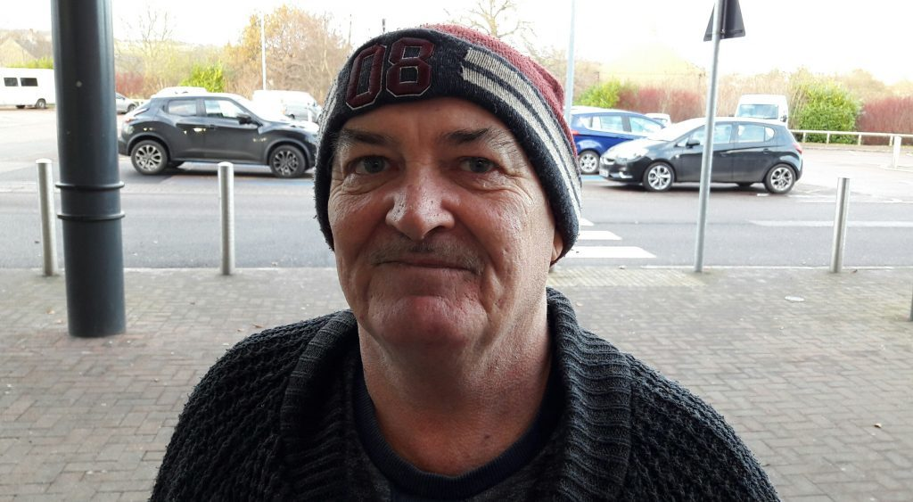 James Cosgrove, 58, of Dundee