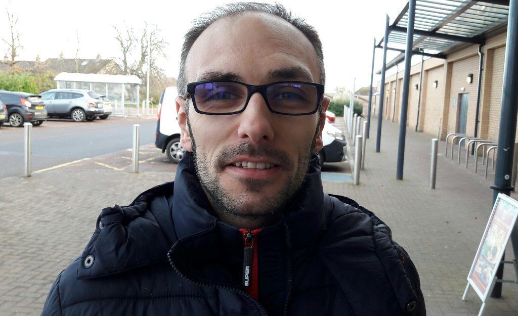 Paul Shepherd, 33, of Dundee