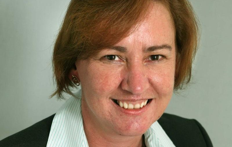 Brenda Stewart, governor in charge of Perth Prison.