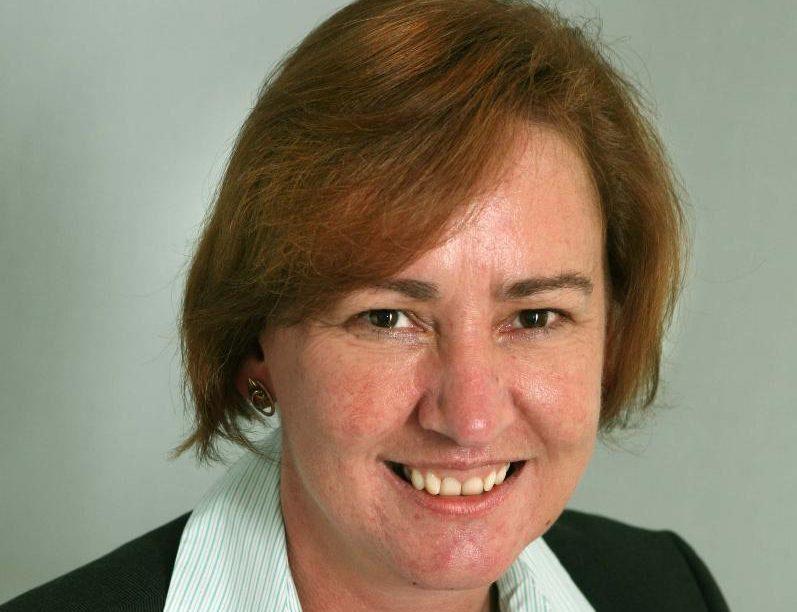 Brenda Stewart, Perth Prison governor.