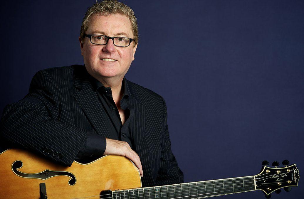 Guitar virtuoso Martin Taylor comes to the Gardyne