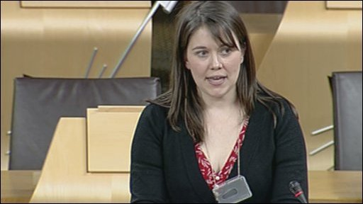 Public Health Minister Aileen Campbell