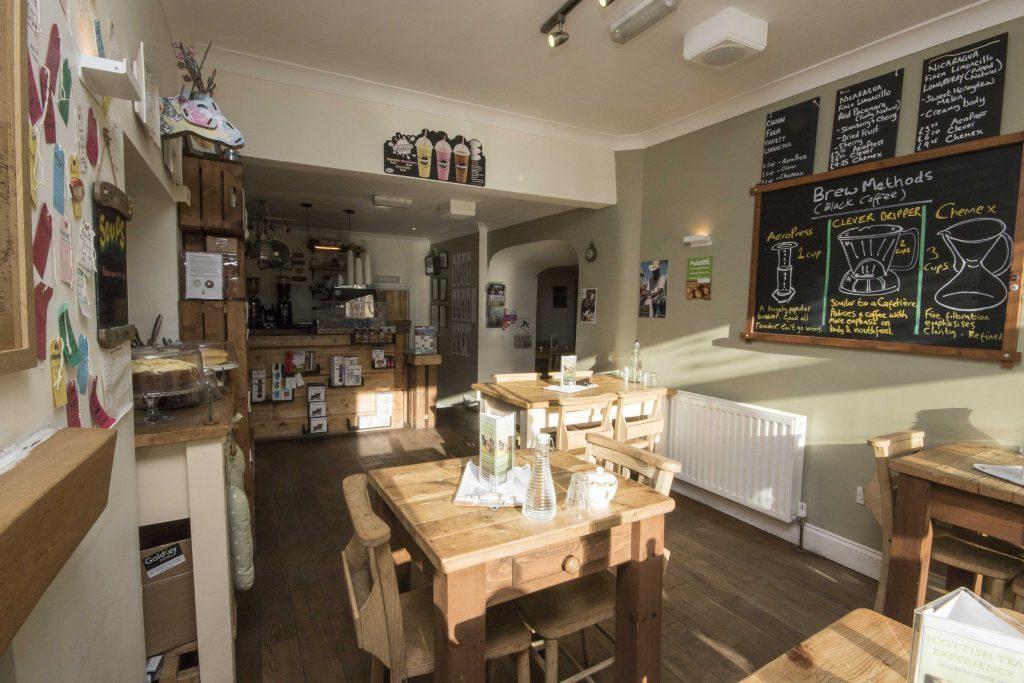 Habitat Cafe, Aberfeldy