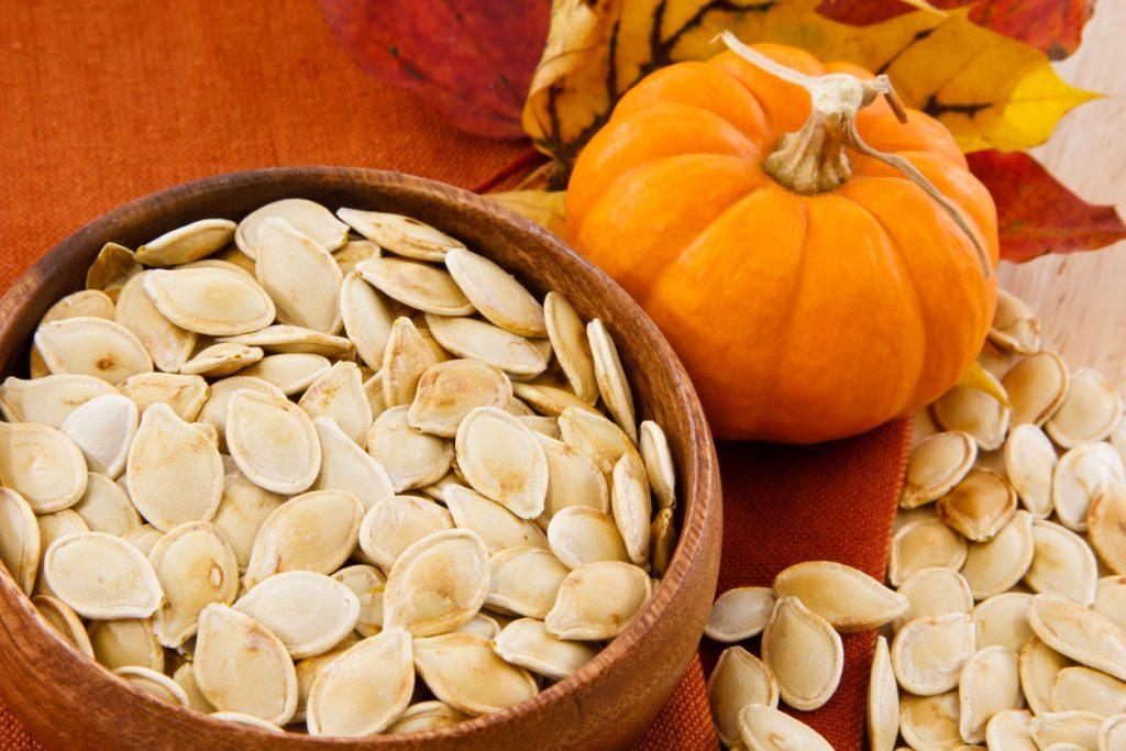 Tasty Roasted Pumpkin Seeds