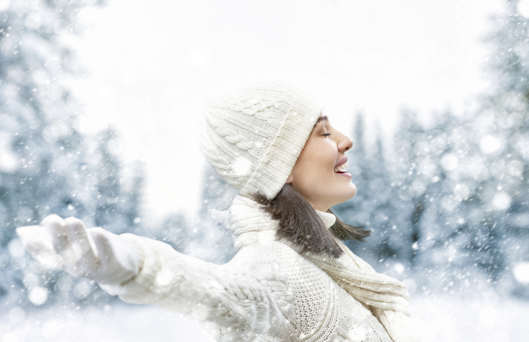 Счастье зимнее фото картинки