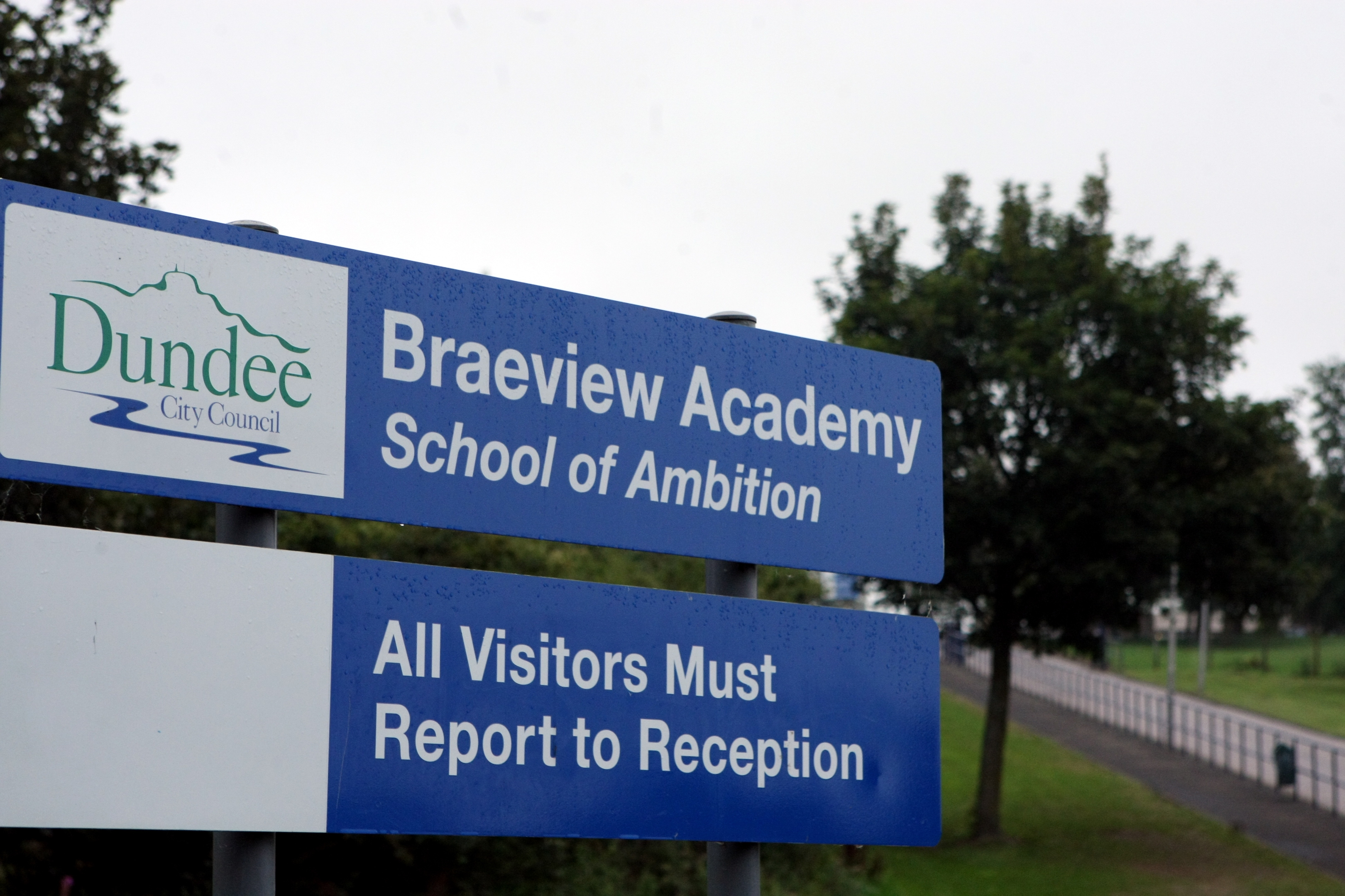 Braeview Academy has been forced to close.