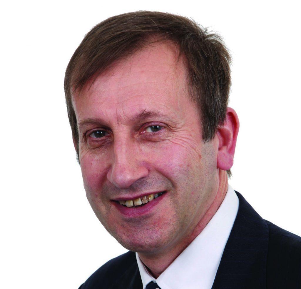 SNP councillor Bill Duff