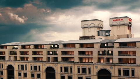 The Raphael Penthouse Suites.