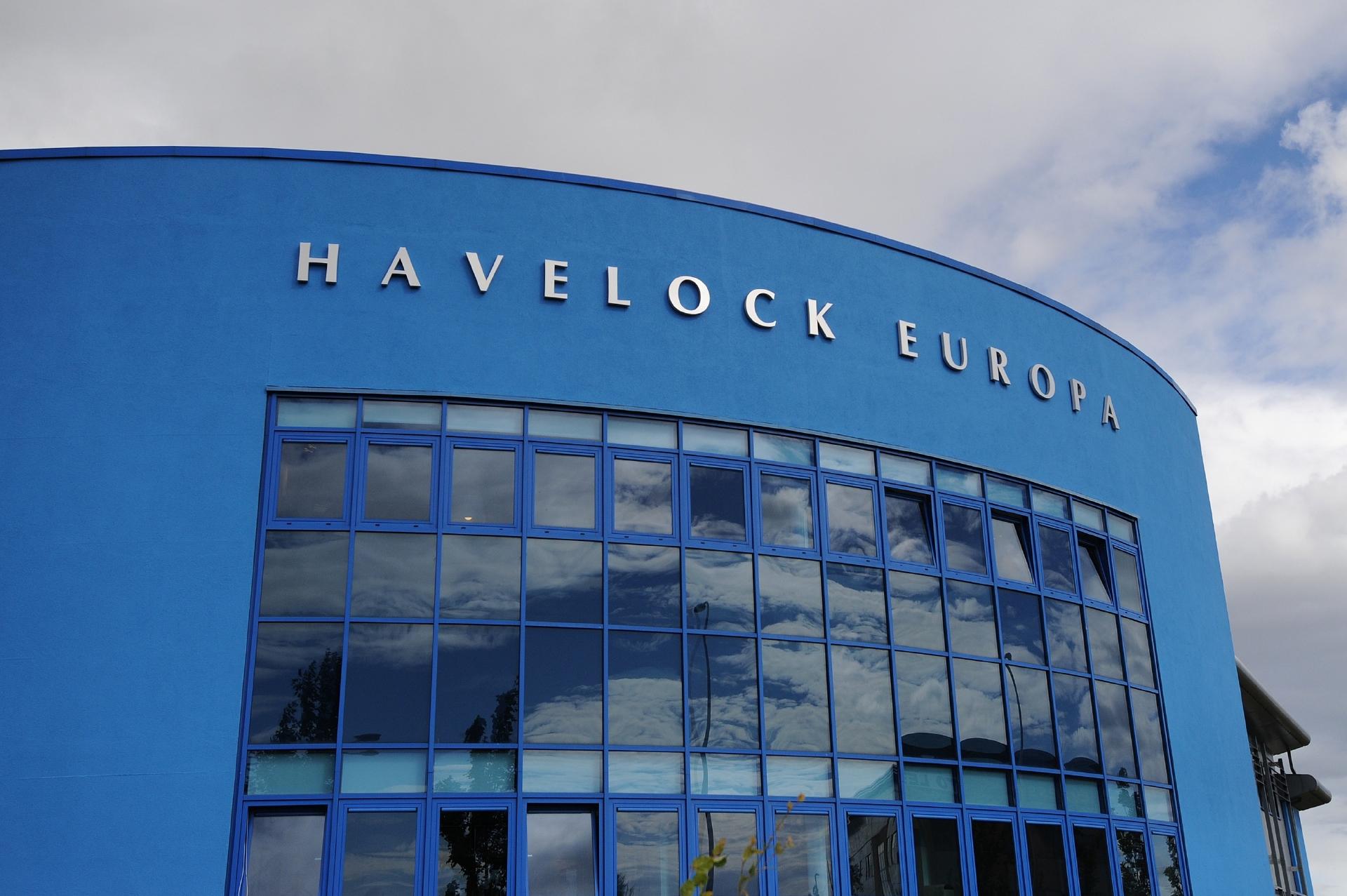 The Havelock Europa premises in the John Smith Business Park, Kirkcaldy