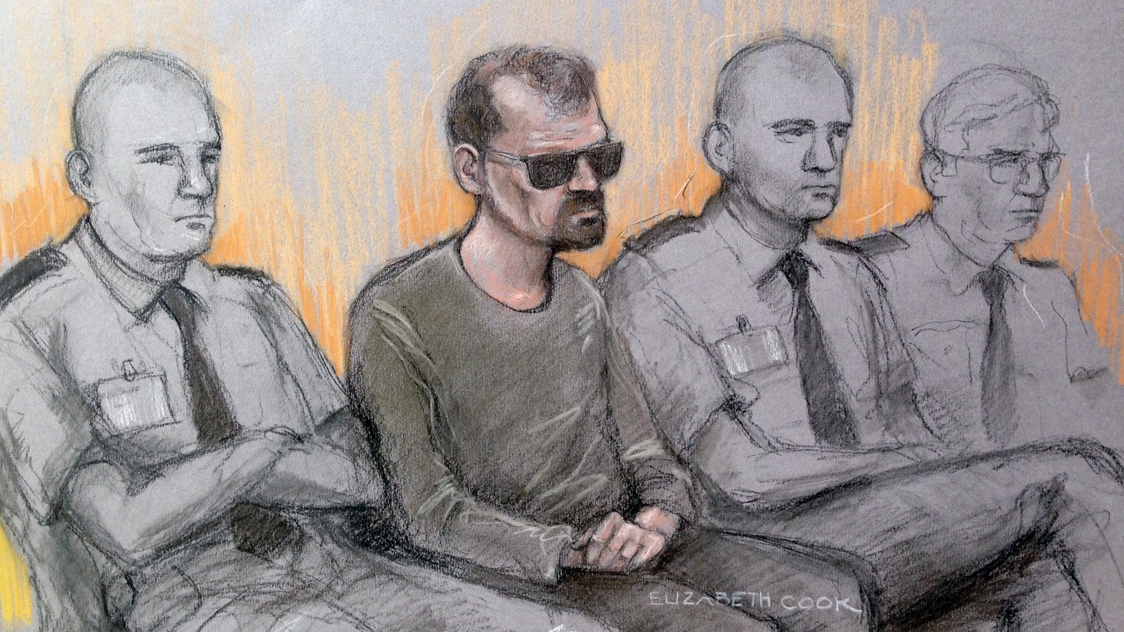 Stefano Brizzi attempted to dispose of Gordon Semple's body in acid.