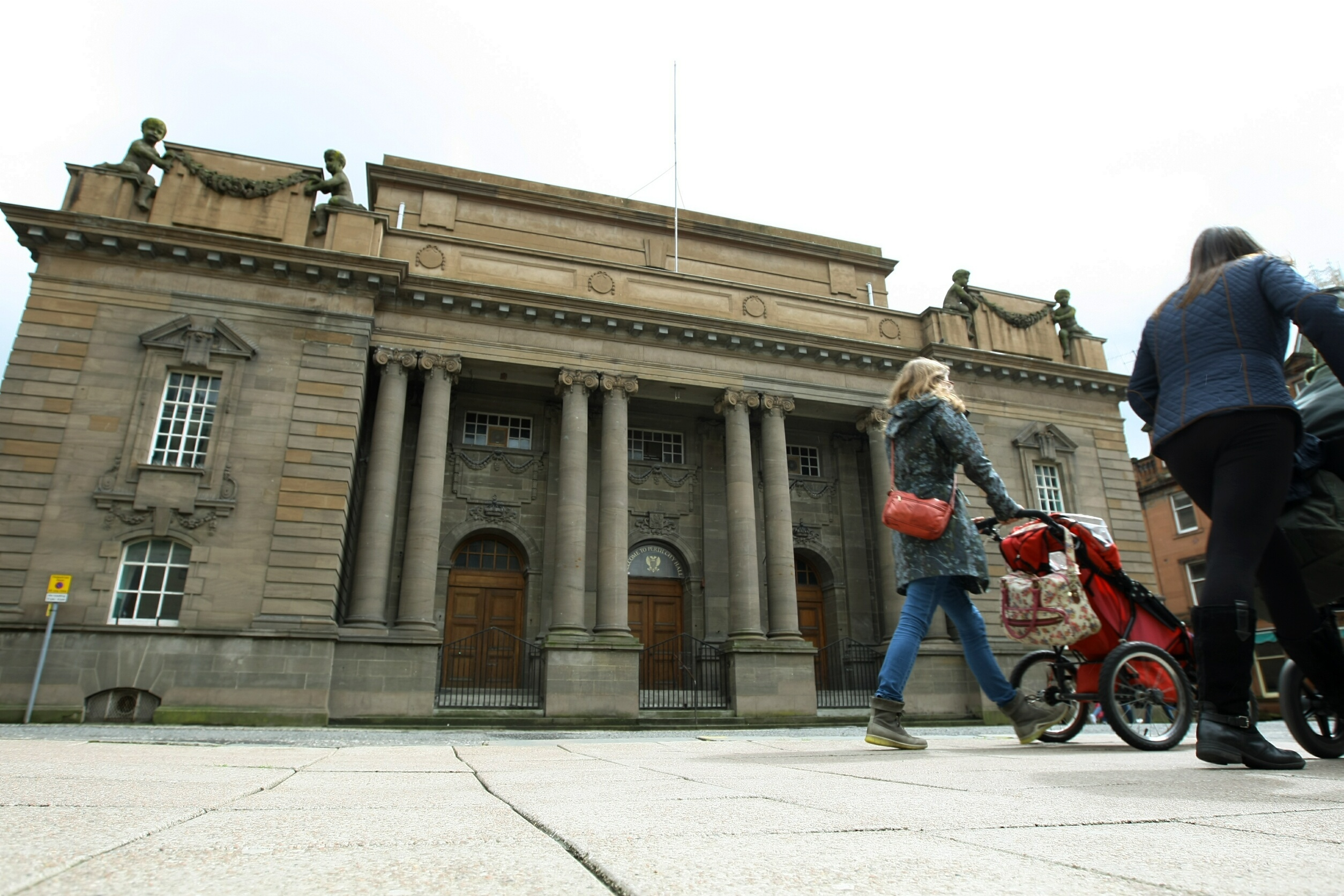 Perth City Hall