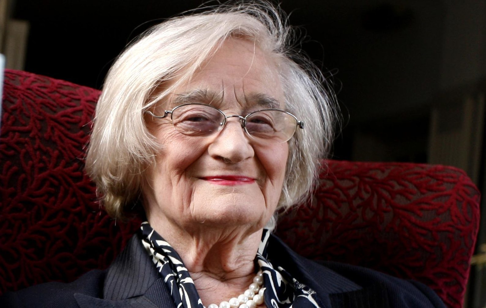 Liz Smith, who has passed away aged 95.