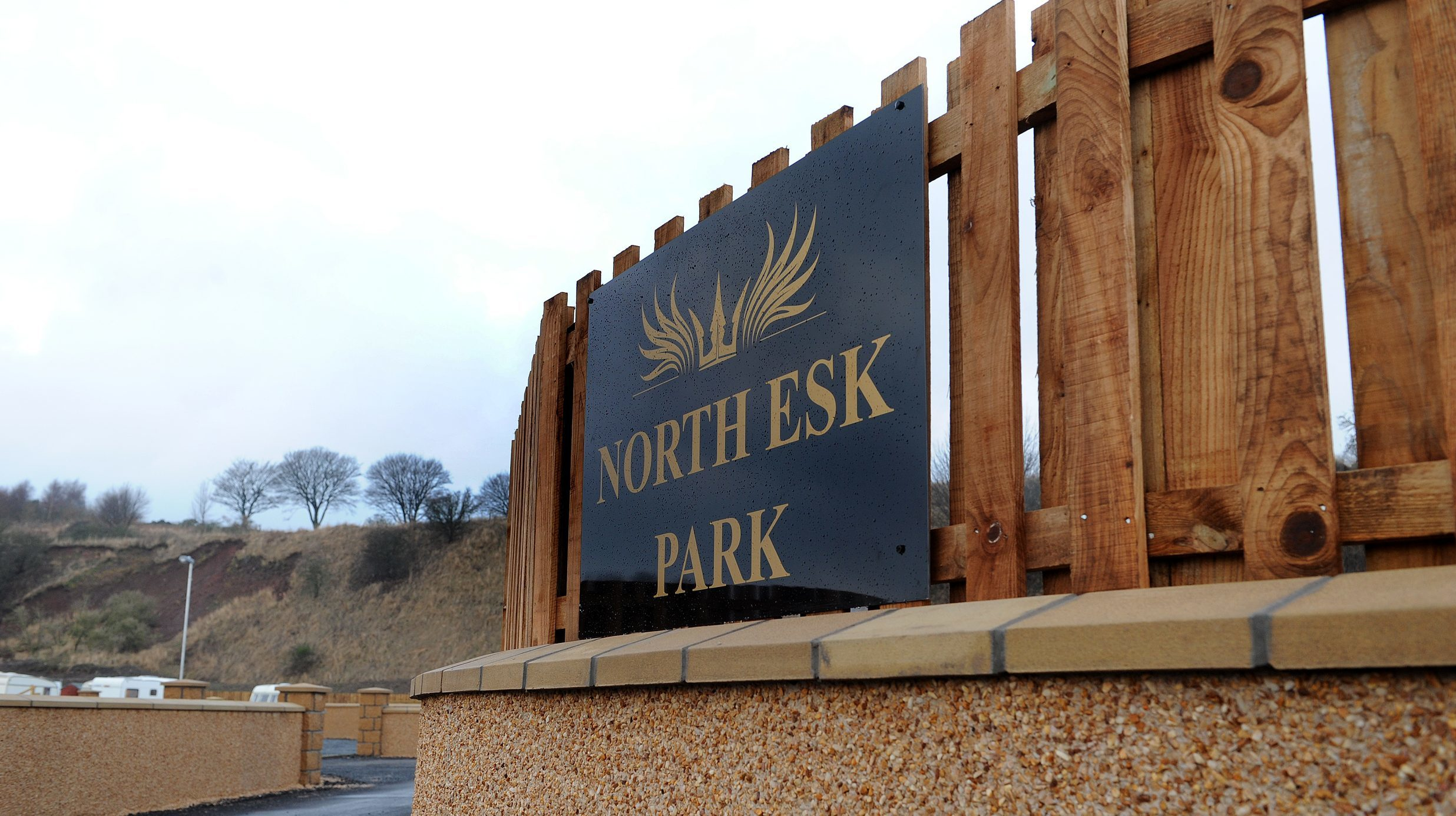 North Esk Park.