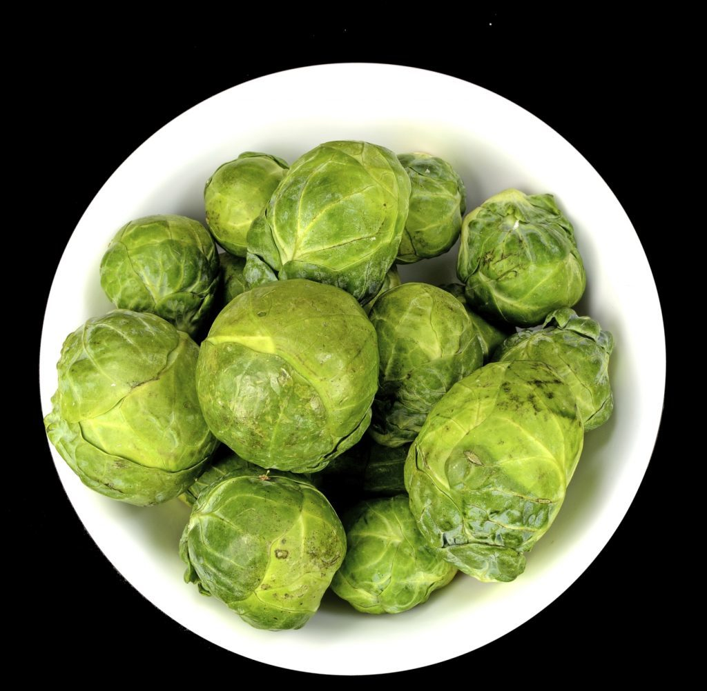 getty brussels sprouts