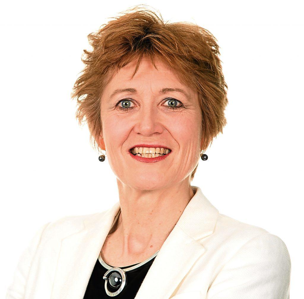 Co-operative Development Scotland chief executive Sarah Deas