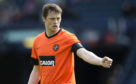 Jon Daly during his Dundee United days.