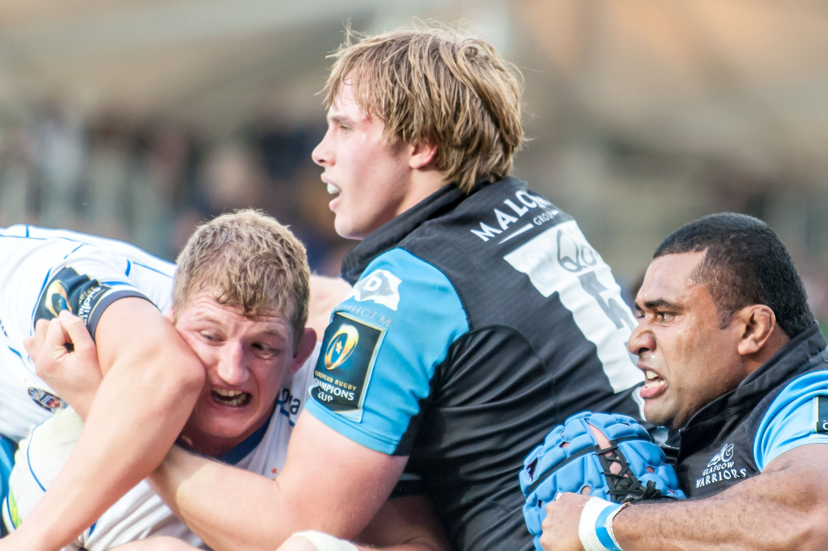 Jonny Gray took a further step forward as captain and player in Glasgow's famous win in Paris.