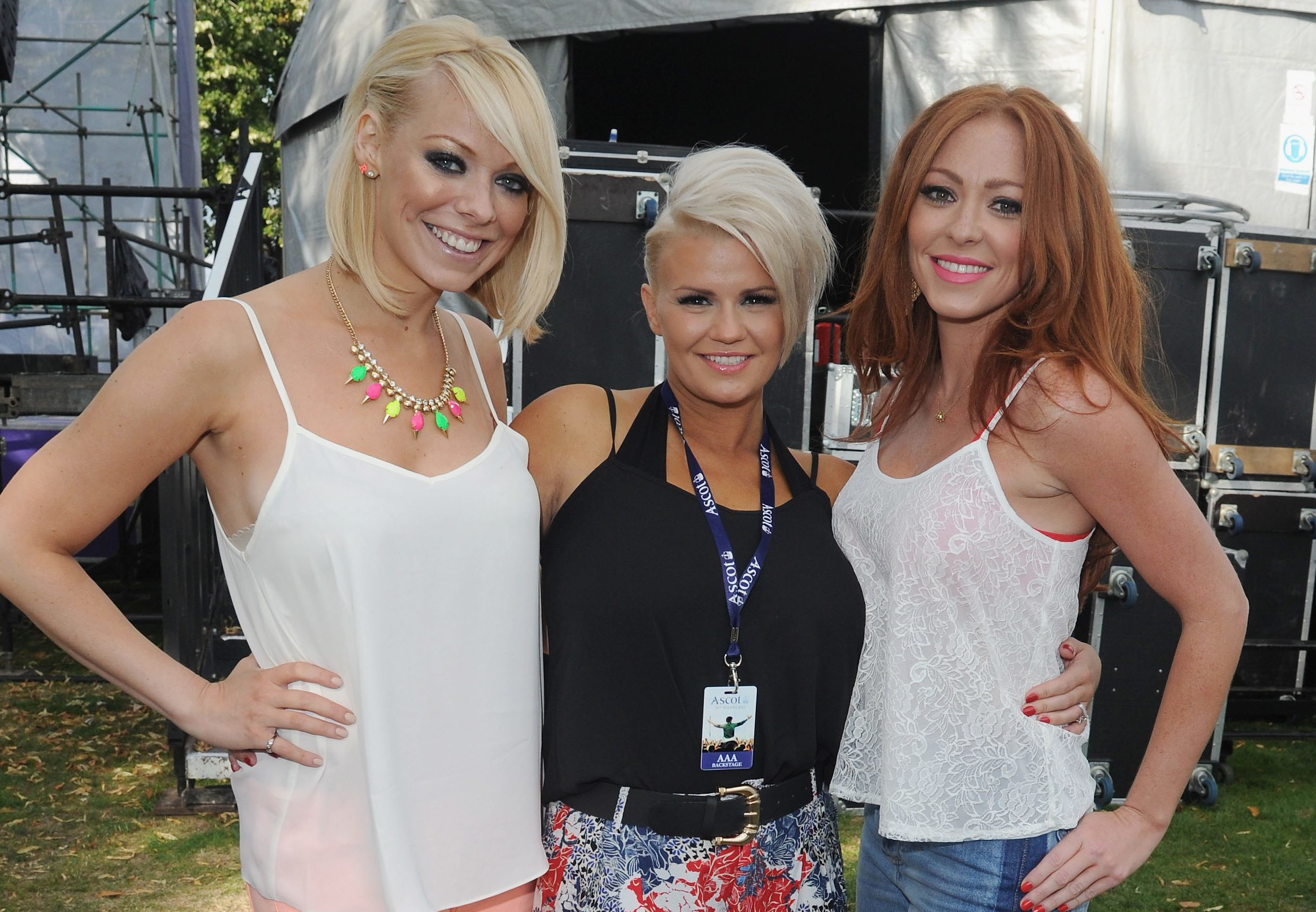 Atomic Kitten are heading to Fife.