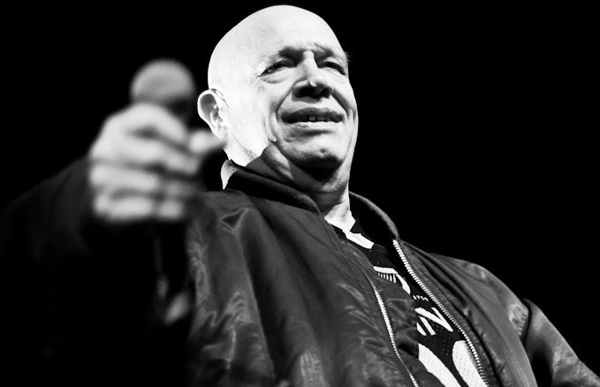 Buster Bloodvessel, front man with Bad Manners