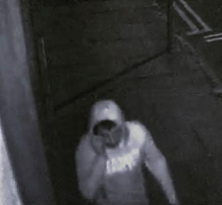 Police are appealing for the man pictured to come forward.