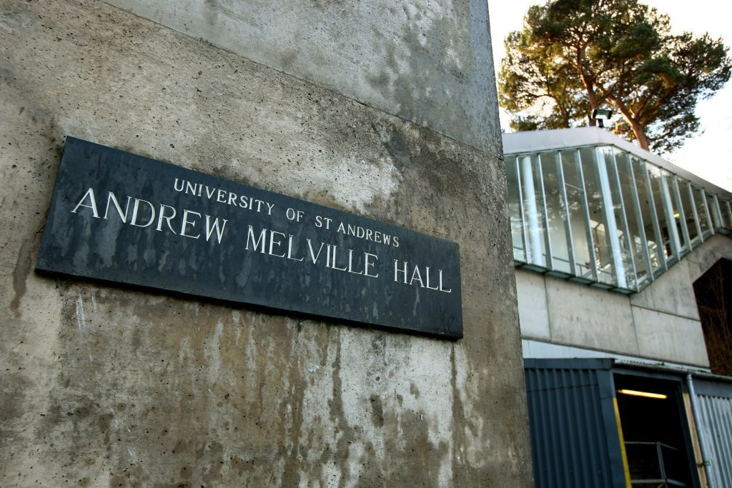 DNic_Andrew Melville_Hall_St_Andrews