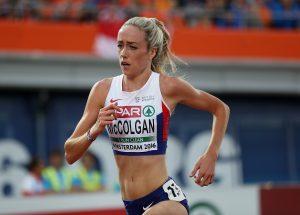 Eilish McColgan.