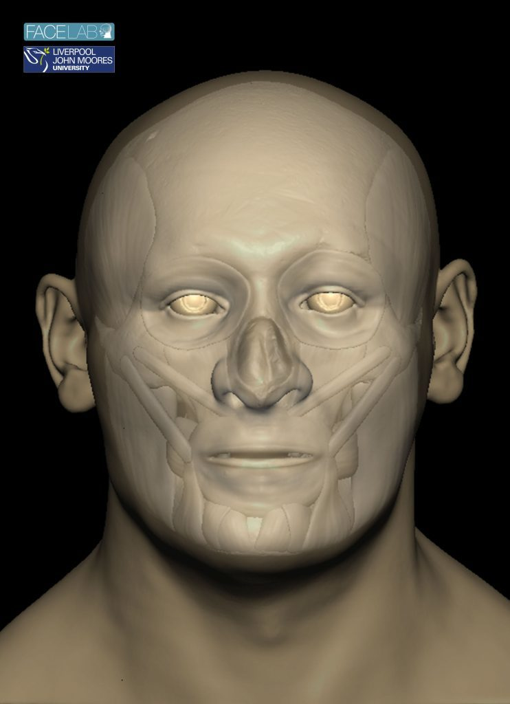 Robert the Bruce virtual images