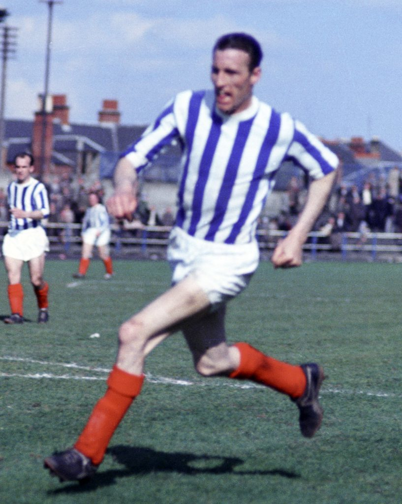 Jackie McInally, 76, footballer (Kilmarnock, Motherwell, Hamilton Academical).