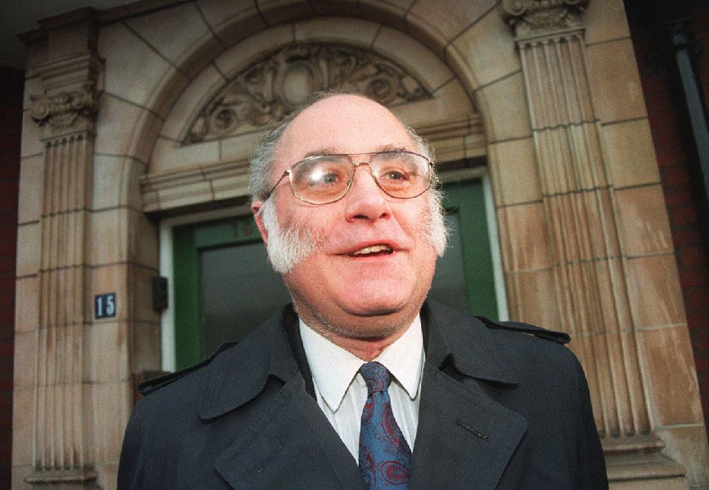 Allan Stewart pictured in 1995.