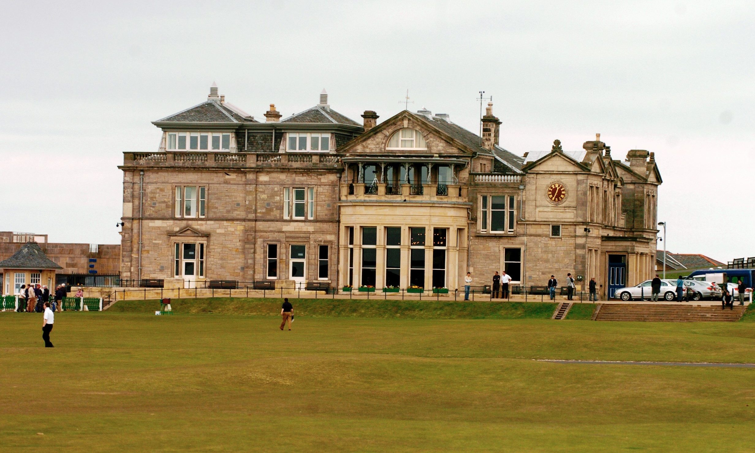St Andrews Links.