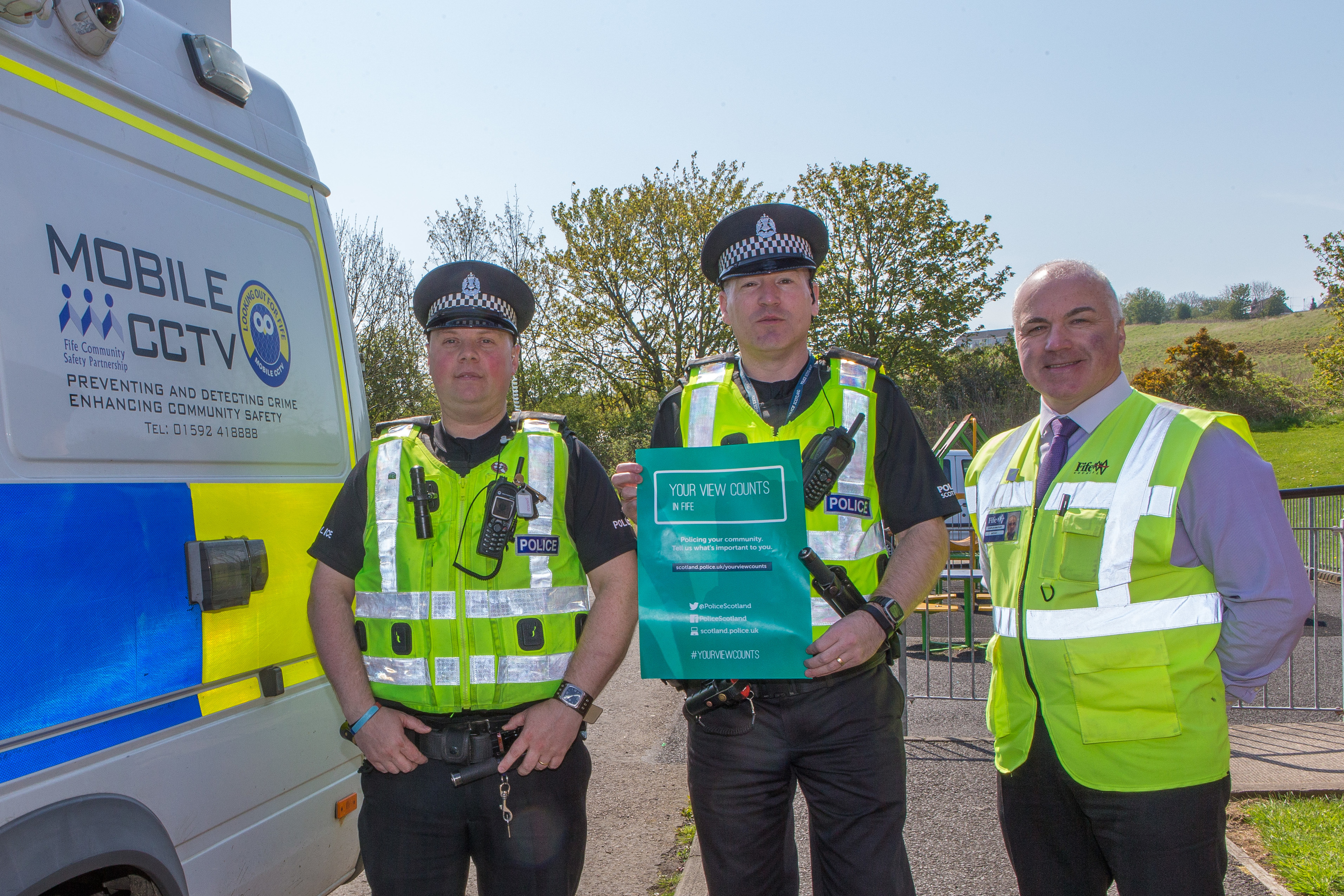 Fife authorities have been tackling the issue under Operation Fireblade