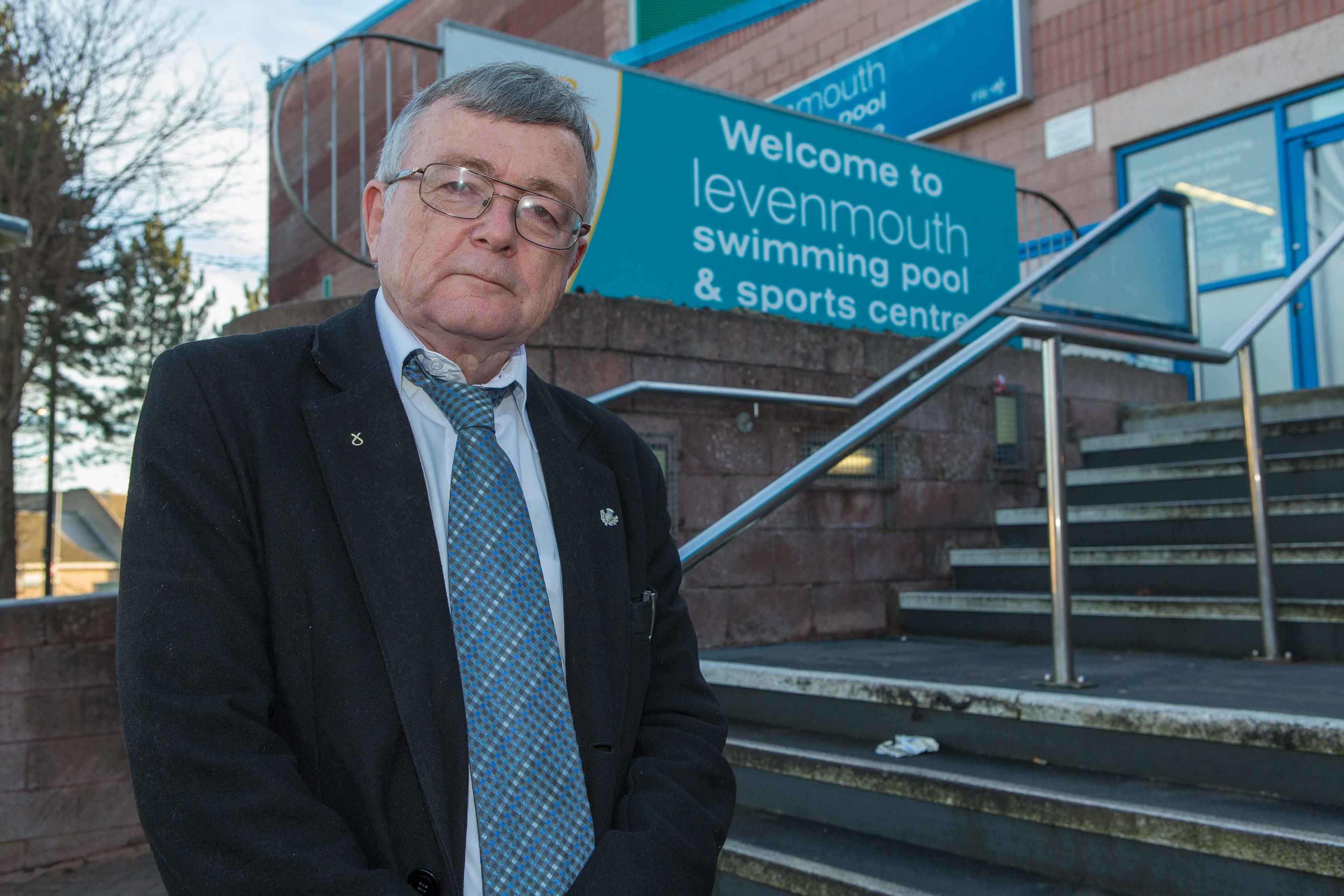 Councillor David Alexander.