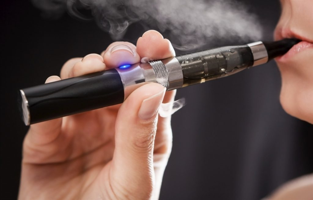Vaping is not covered by new smoking ban