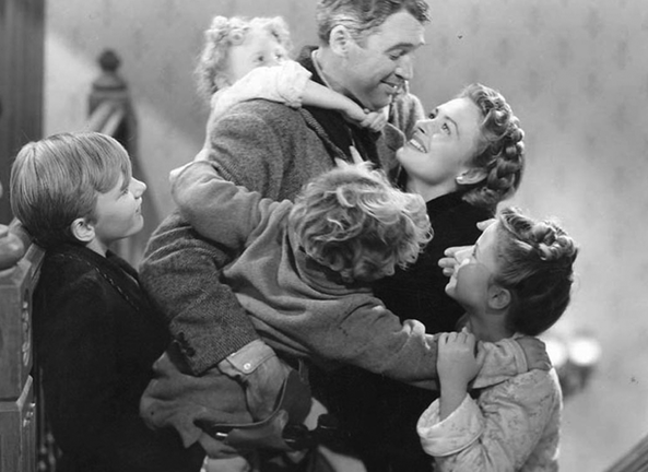 Heart warming finale to Its A Wonderful Life