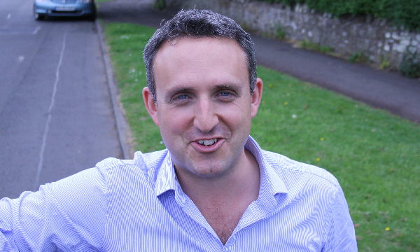 Alex Cole-Hamilton, the Lib Dem MSP