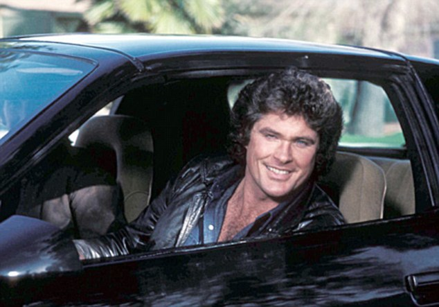 Man. Actor. Legend. The Hoff.