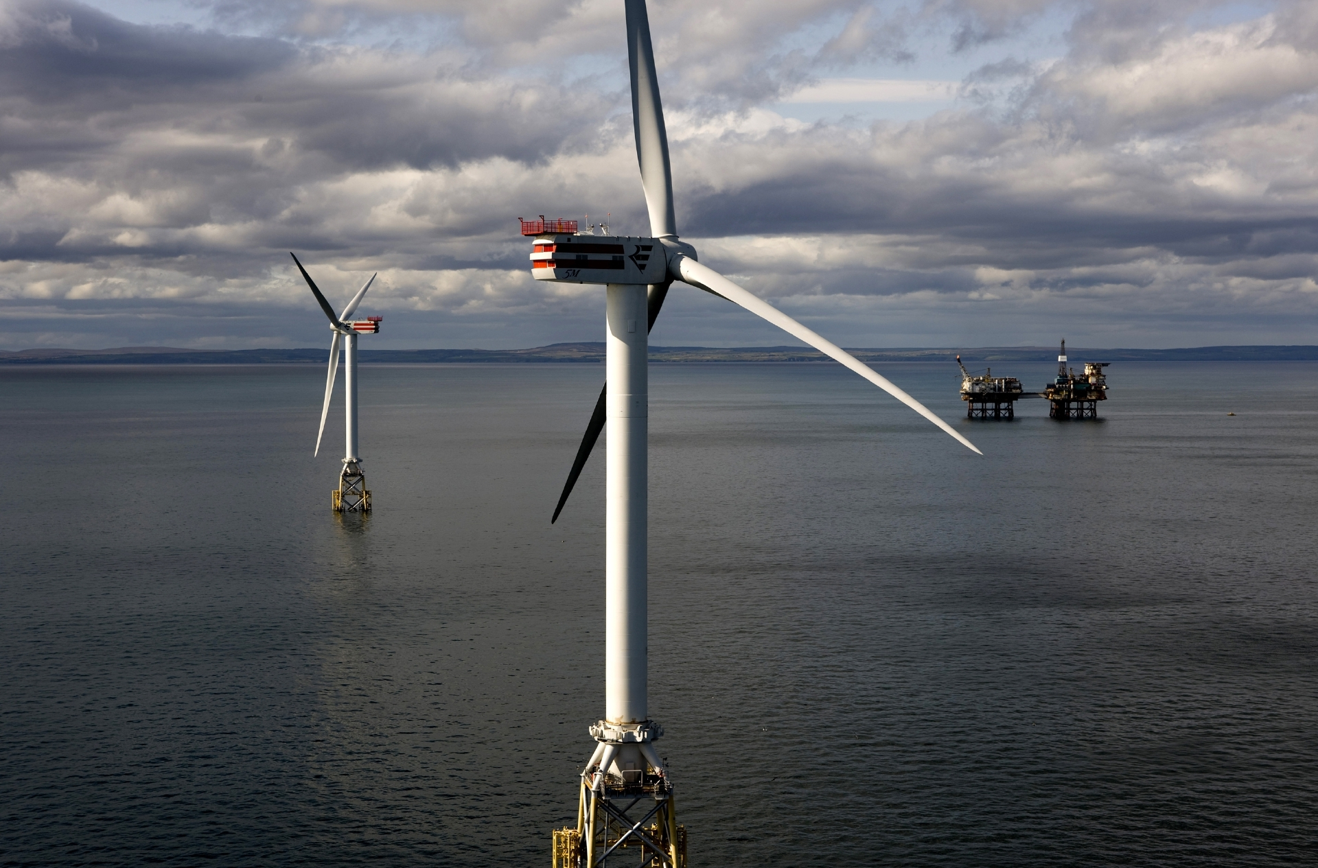 Perth-based SSE has  submitted plans to build a £3 billion Beatrice wind farm in the Moray Firth
